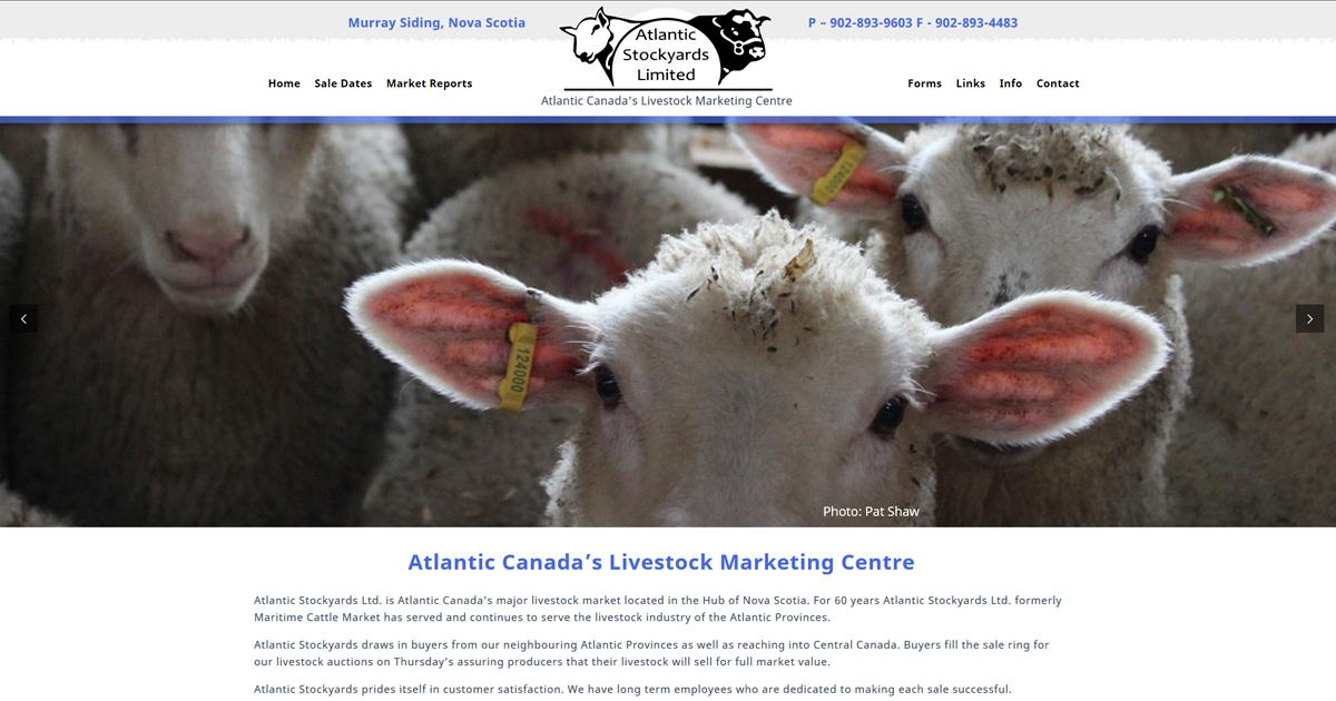 Atlantic Stockyards Limited – Atlantic Canada\\'s Livestock Market